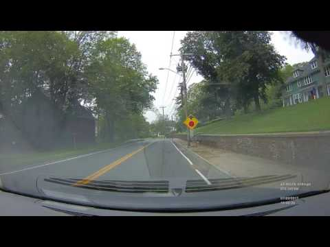 Real Time Drive - Stafford, CT to New York City