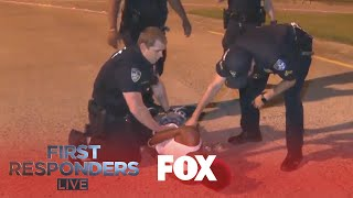 Police Apprehend Fugitive With Multiple Warrants | Season 1 Ep. 6 | FIRST RESPONDERS LIVE