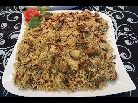 Mutton Yakhni Pulao مٹن یخنی پلاؤ / Cook With Saima