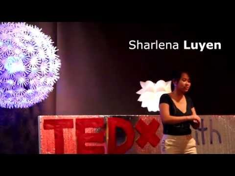 A Story, My Story: Sharlena Luyen at TEDxYouth@CityOfIndustry