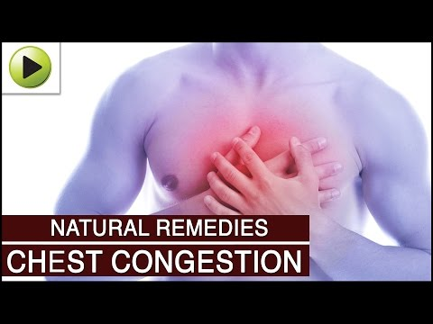 Chest Congestion - Natural Ayurvedic Home Remedies