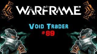 [u22.19] Warframe: Void Trader #89 - Corrupted Heavy Gunner Specter | N00blshowtek