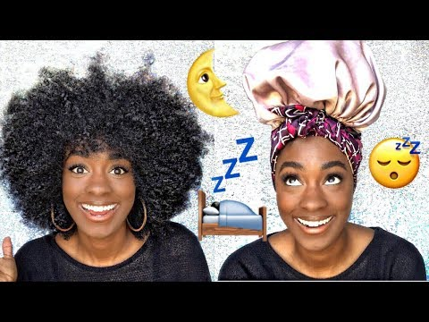 HOW TO: Protect Curls at Night | alexuscrown