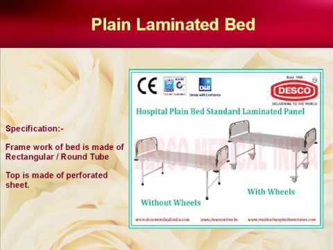 DESCO | Hospital Bed Manufacturer & Suppliers in India