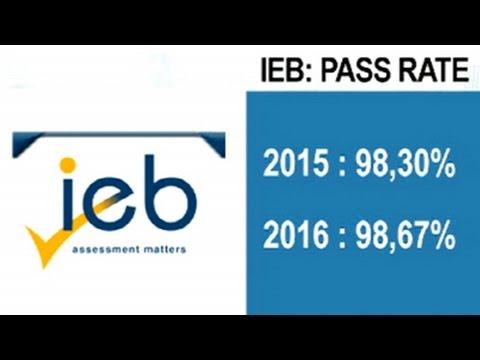 IEB achieves 98.67% matric pass rate