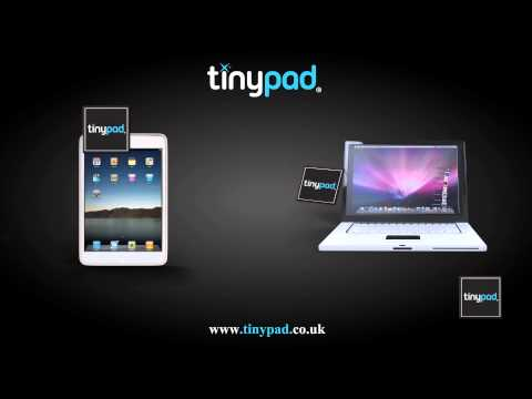 Tinypad - Laptop & LCD Screen Cleaner