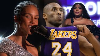 All The Kobe Bryant Tributes From The 2020 GRAMMYs