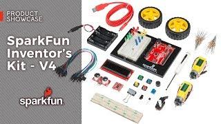 Product Showcase: SparkFun Inventor