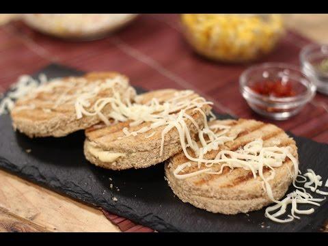 Cheese Corn Sandwich In Gujarati | Snacky Ideas by Amisha Doshi | Sanjeev Kapoor Khazana