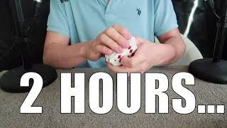 99.99% OF YOU WLL SLEEP TO 2 HOURS OF ASMR CARD MAGIC