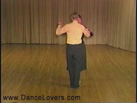 Learn to Dance the Cha Cha - Basic Step - Ballroom Dancing
