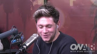 Niall Horan Interview With Ryan Seacrest Part 2 Of 3 Niall Asked Abou