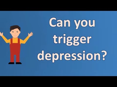Can you trigger depression ? |Mostly Asked Health Questions & Answers