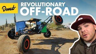 Most Revolutionary Off-Road Vehicles | The Bestest | Donut Media