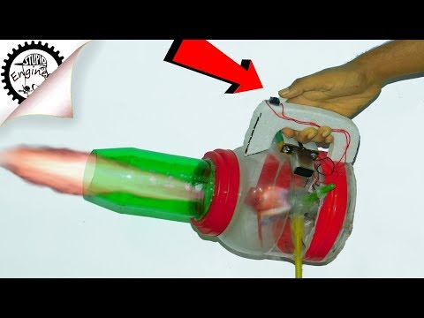 Diy DC Blower | How to Make a Powerful DC Air Blower | homemade air blower machine | stupid engineer