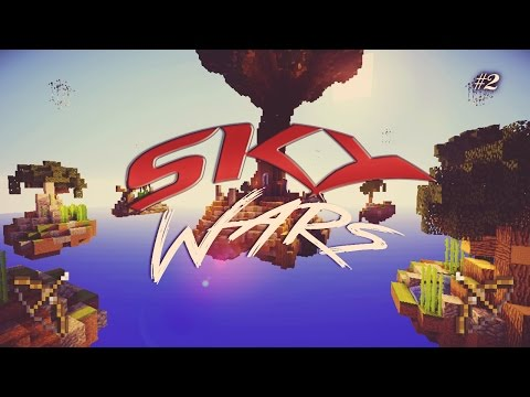 SkyWars #2 - OH LE CHEATER !! #Report