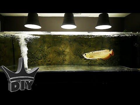 NEW 3D aquarium background!