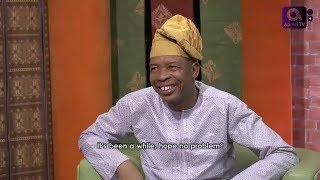 AFEEZ OYETORO a.k.a Saka on GbajumoTV