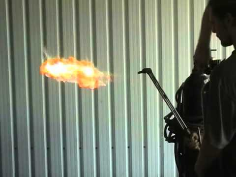 Nitrous isnt flammable!