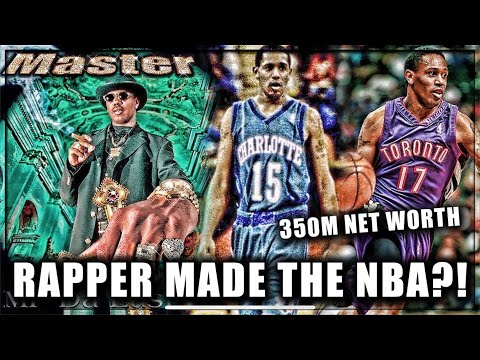 The $350M RICH RAPPER Who Made The NBA!? | Story Of MASTER P's Basketball Career!