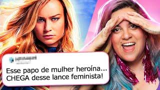 COMENTANDO MIMIMI DE MACHO NERD CHORÃO - Nunca Te Pedi Nada