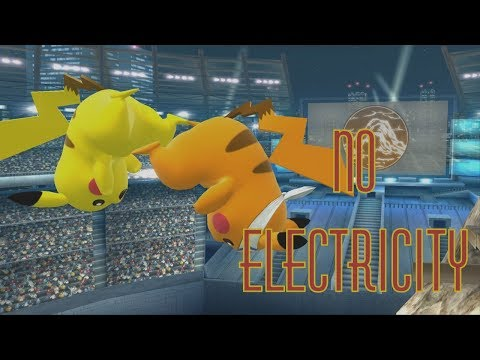 For Glory Doubles Challenge - Pikachu with No Electricity