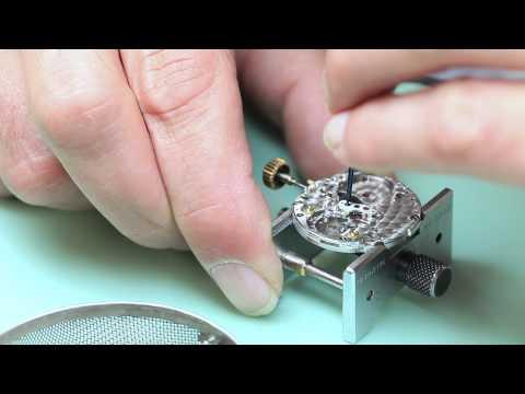Rolex Submariner Watchmaking Demonstration | Watchfinder & Co.
