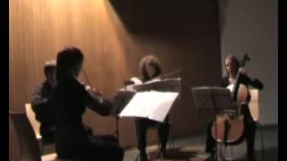 Fantastic Quartet Classical and Arabic Music Festival Alger (Algerie) 2013