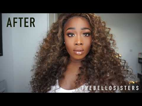 HOW TO Get Beyonce Inspired Curls | Full Hair Tutorial & HAIR DETAILS