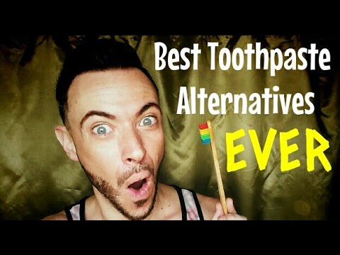 Best Natural Toothpaste Alternatives You Never Knew   FLUORIDE FREE DIY   Cheap Tip #172