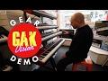 GAK PIANO : Nord Piano 3 Digital Piano
