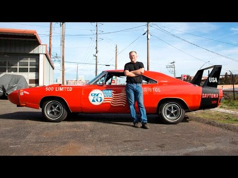 Rare '69 Dodge Charger Daytona Brought Back To Life