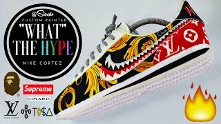 "Full Custom | Cortez ""What The Hype"" by Sierato"