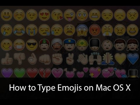 How to Quickly Type Emoji on Mac with a Keyboard Shortcut