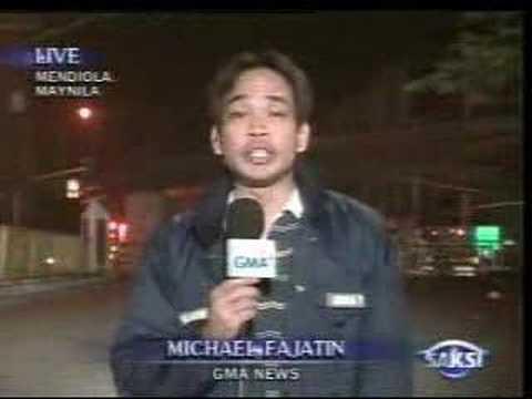 NEWS: Saksi - may nasaksihan ba? Ano Raw?