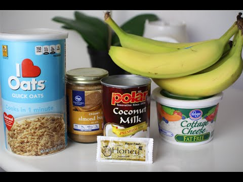 EASY High Protein Smoothie: Meal Replacement | LaToya Codner
