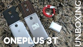 OnePlus 3T Unboxing - Indian Retail Unit - PhoneRadar