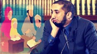 Tips for Having a Happier Family | Nouman Ali Khan
