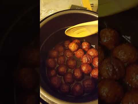 Odell Beckham Jr grape jelly meatballs