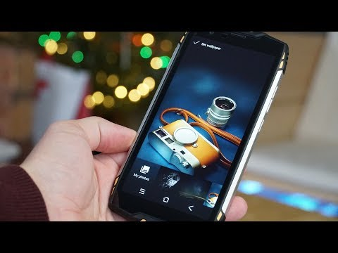 Unboxing and Hands-on with the BlackView BV6800Pro