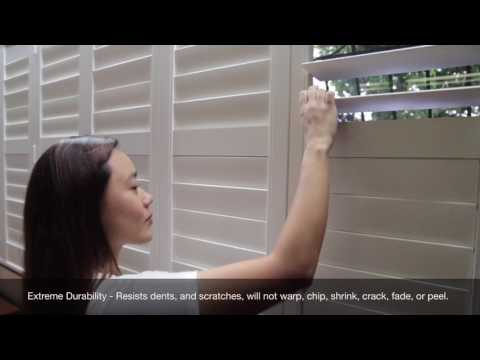 LouverWise, Inc - Plantation Louvered Window Shutter Philippines