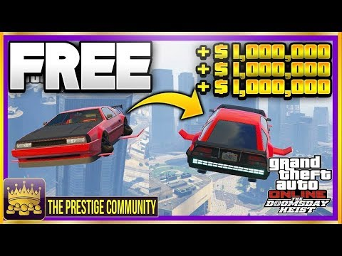 GTA 5 FREE DLC CARS GLITCH 1.42! *NEW* ANY CAR FREE GLITCH 1.42 (Give Cars To Friends Money Glitch)