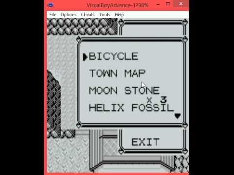 Pokemon Red and Blue Randomizer #7: Legit Master Ball!