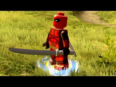 LEGO Avengers / LEGO Marvel Vingadores EXTRAS #43 - DEADPOOL NA FAZENDA (Abrindo Personagens)