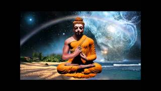 REMIX  Om Mani Padme Hum Alternate Version (re-upload)  The Benefits Of Reciting OM MANI PADME HUM  The Ultimate Compassionate Avalokiteshvara Bodhisattva manifesting in the form of the mantra to leads us into enlightenment.   In relation to the Holy Body of the Ultimate Compassionate Avalokiteshvara Bodhisattva we make offerings, accumulate merit, purify and meditate. Then the Ultimate Compassionate Avalokiteshvara Bodhisattva manifests in the form of the mantra OM MANI PADME HUM. Reciting this mantra unifies our negative karma and causes us to actualize the whole path from guru devotion through renunciation, bodhichitta, and emptiness up to the two stages of tantra.   Then we are able to bring all sentient beings to enlightenment. That is how the mantra benefits us. It is the Ultimate Compassionate Avalokiteshvara Bodhisattva