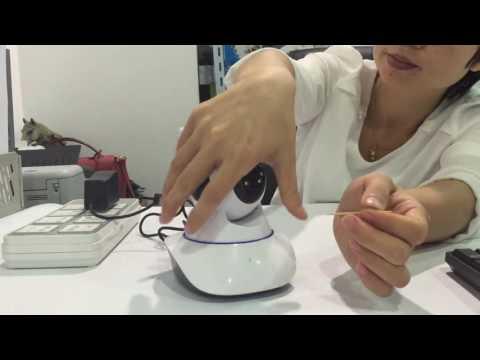How to Reset Sacam WiFi IP Camera SASDIGI72M2WL