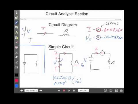 Circuit Analysis Intro Lecture