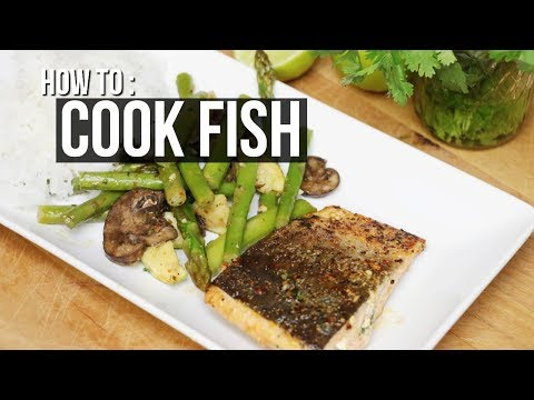 HOW TO: COOK FISH WITHOUT TASTING FISHY + FOOD PREP