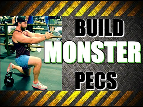 Build Monster Pecs FAST [Multi-Directional Pressing]