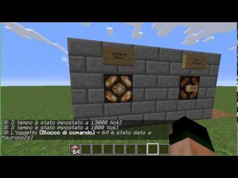 Minecraft Come Usare i Command Block nella 1.8.6